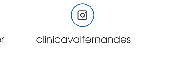 Instagram Clínica Val Fernandes